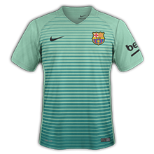 FC Barcelone 2017 maillot third football 2016 2017