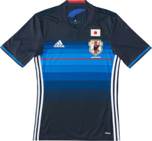 Japon 2016 maillot de foot domicile officiel