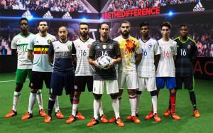 Adidas maillots Euro 2016