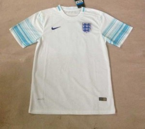 Angleterre Euro 2016 maillot domicile foot