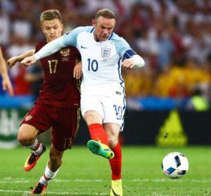 Angleterre Euro 2016 maillot domicile football blanc Nike