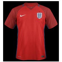 Angleterre Euro 2016 maillot exterieur EURO 2016