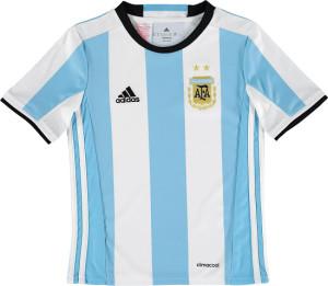 Argentine 2016 maillot Copa America Centenario domicile