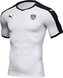 Autriche Euro 2016 maillot exterieur Puma