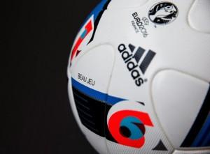 Ballon Euro 2016 Beau Jeu