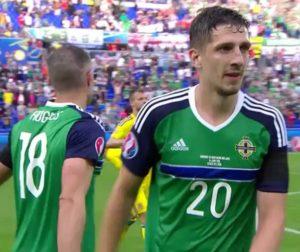 Irlande du nord Euro 2016 maillot domicile foot