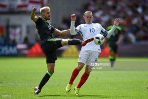 Pays De Galles Euro 2016 maillot exterieur Ramsey
