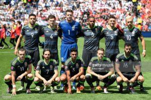 Pays De Galles Euro 2016 maillot exterieur équipe nationale Adidas