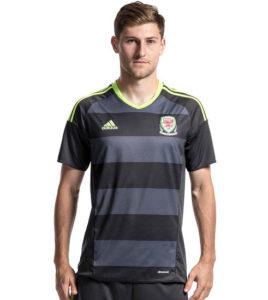 Pays De Galles Euro 2016 maillot exterieur de football