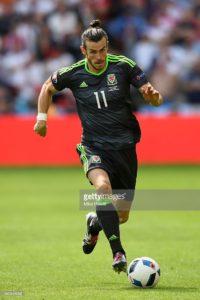 Pays De Galles Euro 2016 maillot exterieur foot Gareth Bales