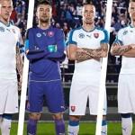 Slovaquie Euro 2016 maillot de foot domicile