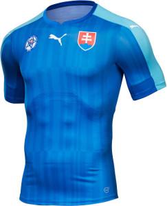 Slovaquie Euro 2016 maillot exterieur officiel Puma