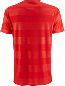 Suisse Euro 2016 le dos du maillot domicile foot