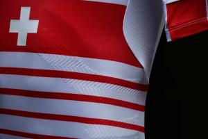 Suisse maillot exterieur Euro 2016