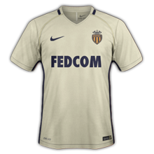 ensemble de foot AS Monaco 2017