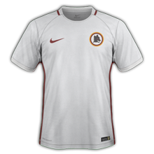 AS Rome 2017 maillot exterieur foot