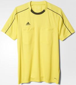 Arbitre Euro 2016 maillot jaune