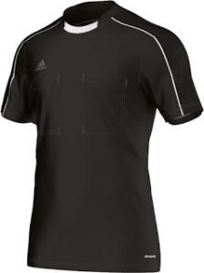 Arbitre Euro 2016 maillot noir Adidas