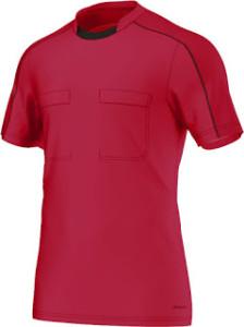 Arbitre Euro 2016 maillot rouge