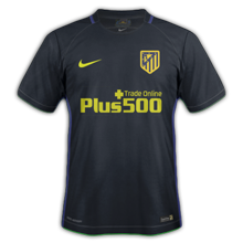 Atletico Madrid 2017 maillot exterieur foot