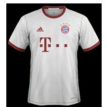 Bayern Munich 2017 maillot third 16-17
