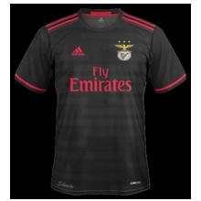 Benfica 2017 maillot exterieur Adidas 2016 2017