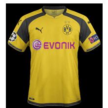 Borussia Dortmund 2017 maillot special ligue des champions