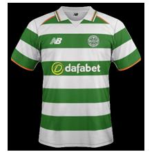 Celtic 2017 maillot foot domicile