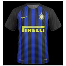 Inter Milan 2017 maillot de foot domicile 2016 2017