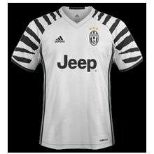 Maillot Extérieur Juventus 2017