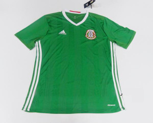 Mexique 2016 maillot foot domicile Copa America 2016