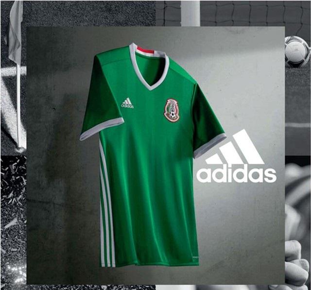 Mexique 2016 le nouveau maillot Copa America 2016