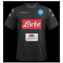Naples 2017 3eme maillot third