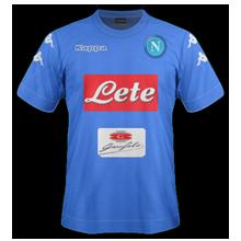 Naples 2017 maillot domicile