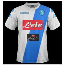 Naples 2017 maillot extérieur