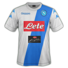 ensemble de foot Napoli 2017