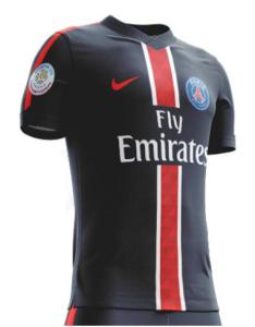 PSG 2017 maillot domicile possible 2016 2017 Nike