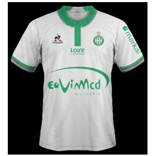 Saint Etienne 2017 ASSE maillot exterieur