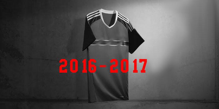 maillots 2016 2017