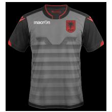 Albanie Euro 2016 troisieme maillot third