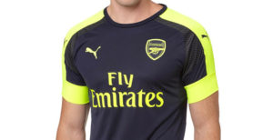 Arsenal 2017 maillot third Puma officiel