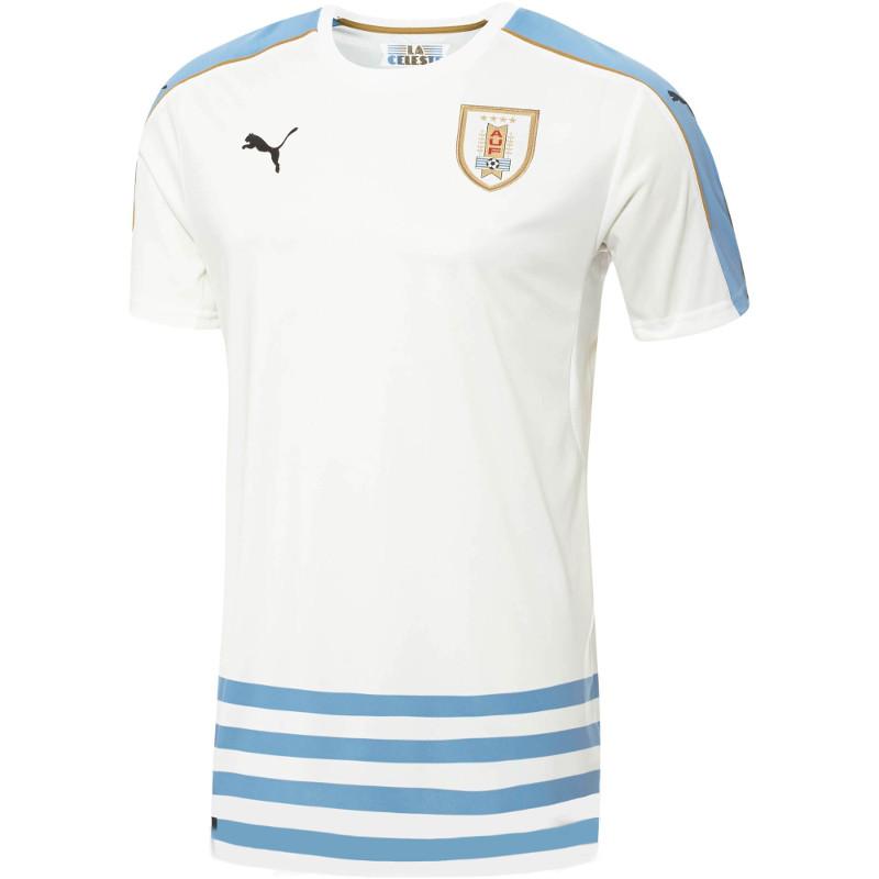 Uruguay copa america 2016 les maillots de football for Maillot exterieur