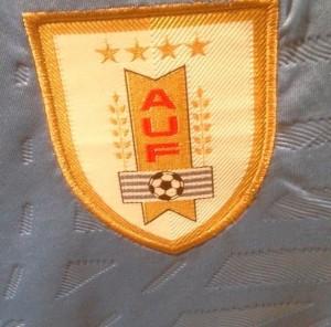 blason Uruguay maillot copa america 2016