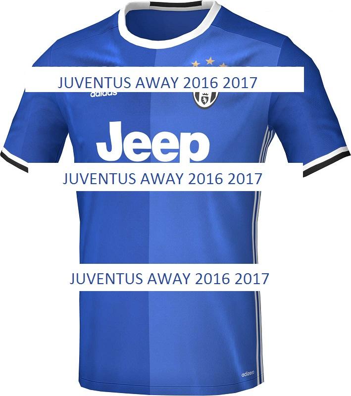 Juventus 2016 2017 maillot exterieur de foot maillots for Maillot juventus exterieur 2017