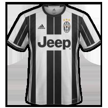 Juventus 2017 maillot de foot domicile 2016 2017
