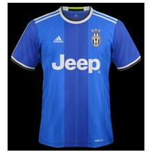 Juventus 2017 maillot exterieur 2016 2017