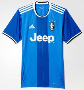 Juventus 2017 maillot exterieur Adidas foot
