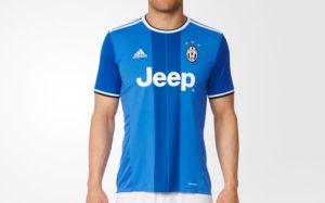 Juventus 2017 maillot foot exterieur 2016 2017