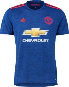 Manchester United 2017 maillot de foot exterieur
