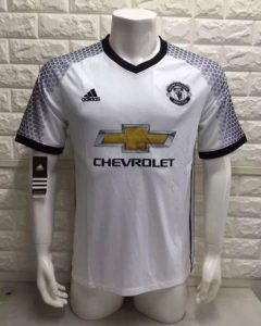 Manchester United 2017 maillot third Adidas